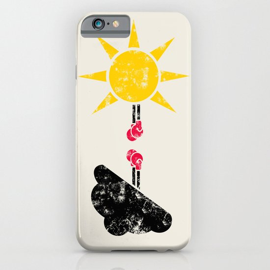 Weather War iPhone & iPod Case