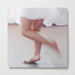 Tiny Dancer Metal Print