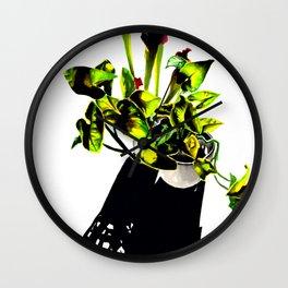Light Lovers Wall Clock