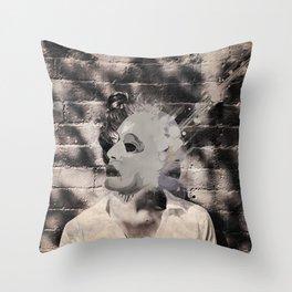 Blotter  Throw Pillow