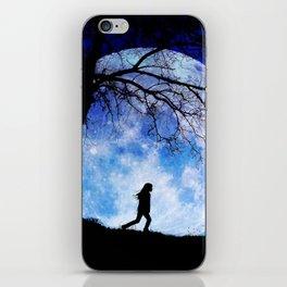 LA CLE DES CHAMPS iPhone Skin