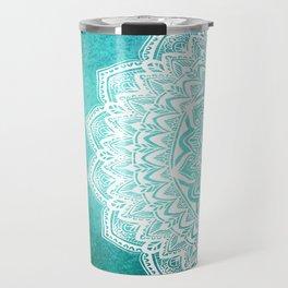 Mandala A Travel Mug