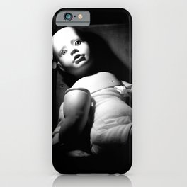 Hauntingly Cute iPhone Case