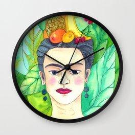 Chiquita Frida Wall Clock
