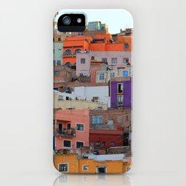 Pueblo Magnifico iPhone Case