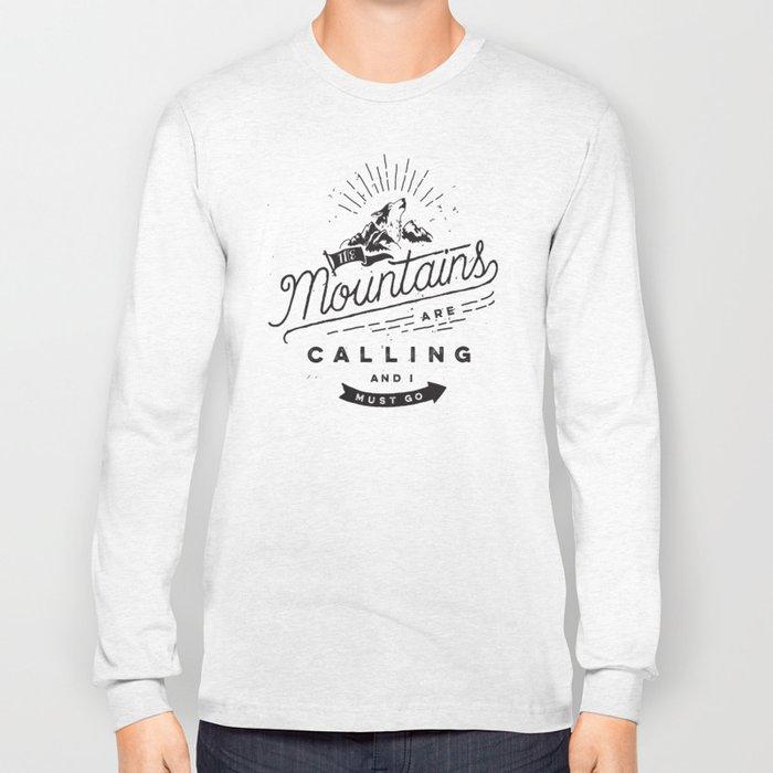 Mountains long sleeve t shirt by seasidespirit society6 for Mountain long sleeve t shirts