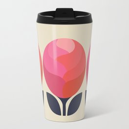 Peony Perfection Travel Mug