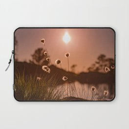 Sunset at Sandviksfjellet, Bergen, Norway Laptop Sleeve