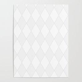 Monochrome Poster