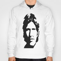 han solo Hoodies featuring HAN SOLO by Christina Arnold