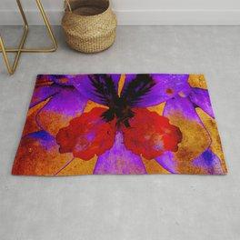 Lilac fusion Rug
