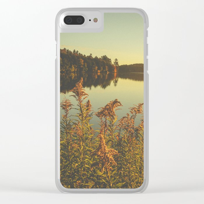 Daybreak Clear iPhone Case