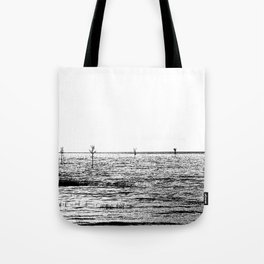 Together In Solitude Tote Bag