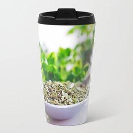 Kitchen Herbs Thym Travel Mug
