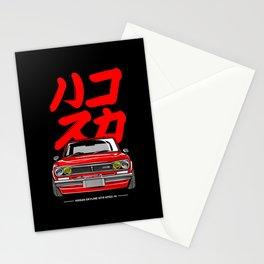 HAKOSUKA Stationery Cards