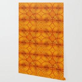 Sun Motion Mandala Pattern Wallpaper
