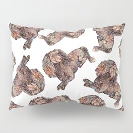 Dachshund Dog Pillow Sham