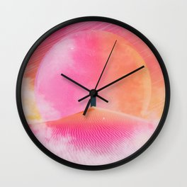 Any Given Place Wall Clock