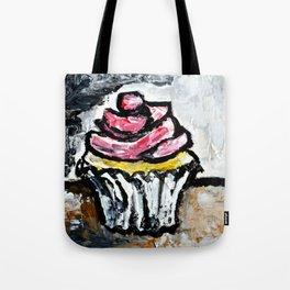 Sweet Treats Still Life: Cupcake Tote Bag
