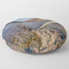 Llyn Cowlyd Snowdonia Floor Pillow