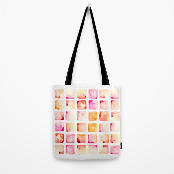 Peach Cobbler Tote Bag