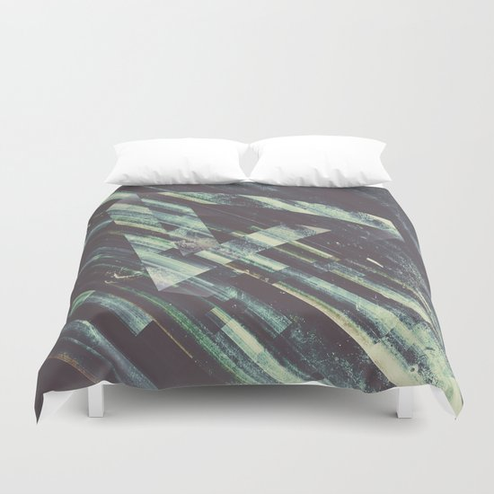 Nothing is possible Duvet Cover