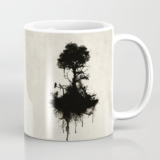 Last Tree Standing Mug