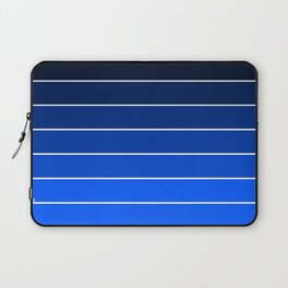 Infantry Blue Ombre Laptop Sleeve