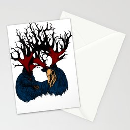 Heart of the Wild Stationery Cards