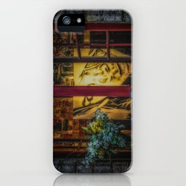 Window of a painter iPhone Case