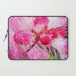 Cotton Candy Bloom Laptop Sleeve