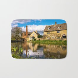 The Old Mill  Bath Mat