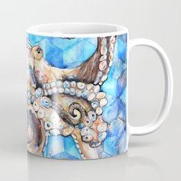 Magna Polypus (Large Octopus) Coffee Mug