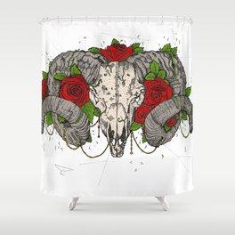 Entity Shower Curtain