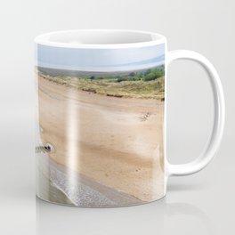 Talacre aerial 2 Coffee Mug