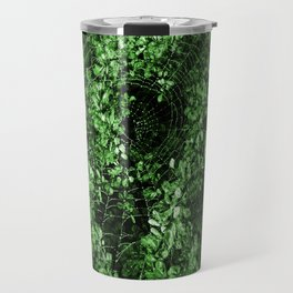 Blessed be the morning of the spiders... Travel Mug