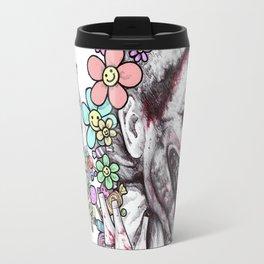 xoxo Twisty (color) Travel Mug