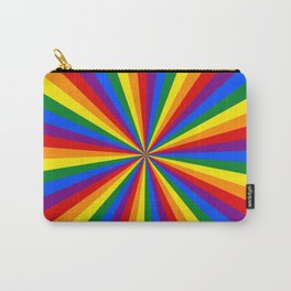 Eternal Rainbow Infinity Pride Carry-All Pouch