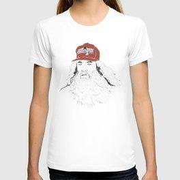 I just felt like runnin'. T-shirt
