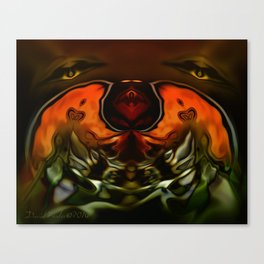 Subterfuge Canvas Print