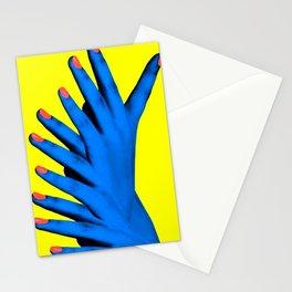 Hand Job Stationery Cards