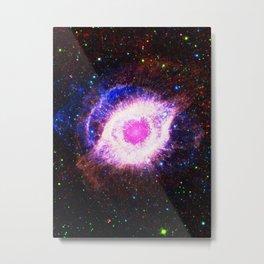 Intense Glow of the Universe Metal Print
