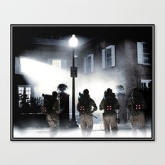 GO GET HER, RAY ! Canvas Print