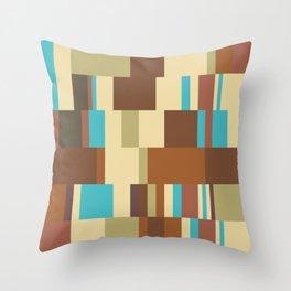 Songbird Santa Fe Throw Pillow