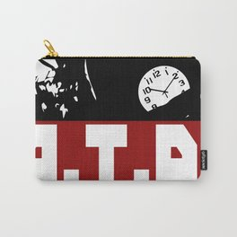 A.T.P.! Anti Time-Theft Party - The Time is Now! Carry-All Pouch