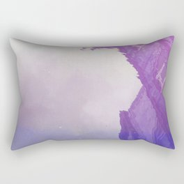 Curses: Purple Haze Rectangular Pillow