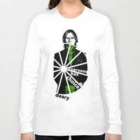 ouat Long Sleeve T-shirts featuring OUAT Mr. Gold by Mad42Sam