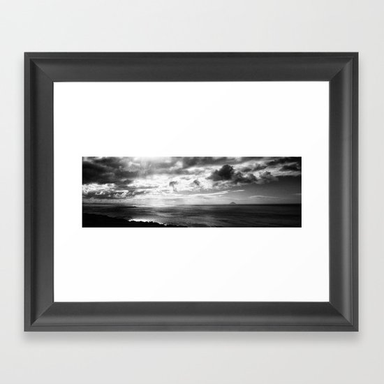 The Firth of Clyde Framed Art Print