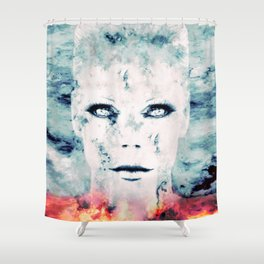 empress of dreams Shower Curtain