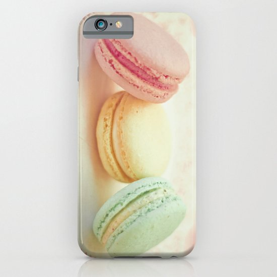 Pastel Macarons iPhone & iPod Case
